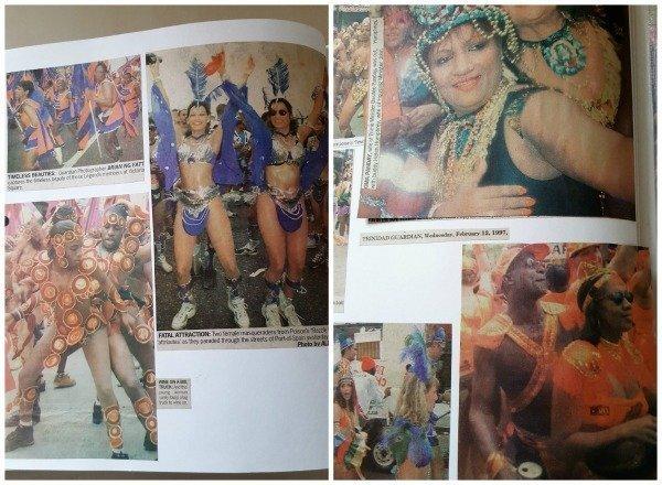 Trinidad newspaper cuttings
