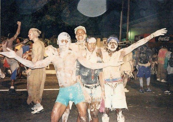 jouvert Trinidad 1997