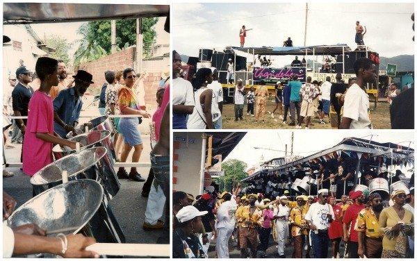 music carnival Trinidad 1997
