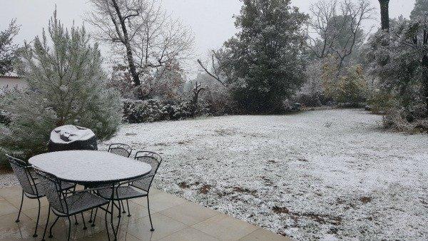 snow at lou Messugo 01