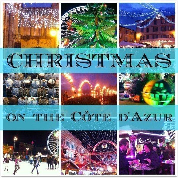 Azur Christmas Menu 2021