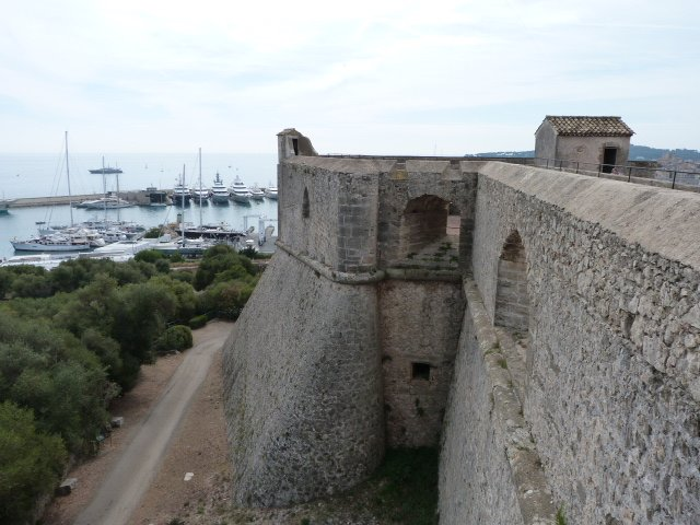 Fort Carré Antibes