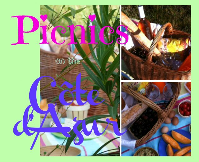 10 Top Picnic Spots on the Côte d'Azur