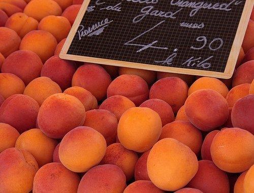 abricots_marché