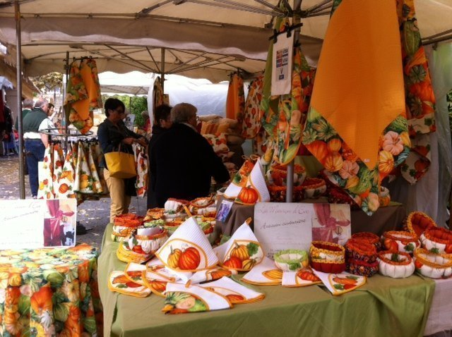 Autumn Pumpkin Fair – la Fête de la Courge