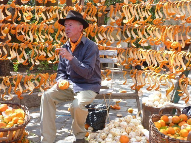 Orange Festival on the French Riviera – la Fête de l'Oranger