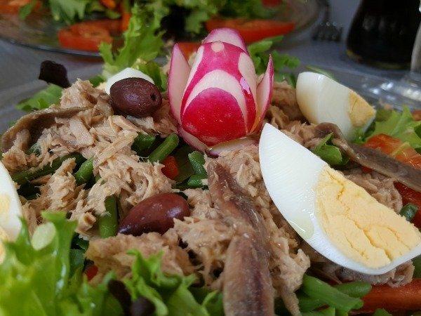 Salade Niçoise, Nice Salad