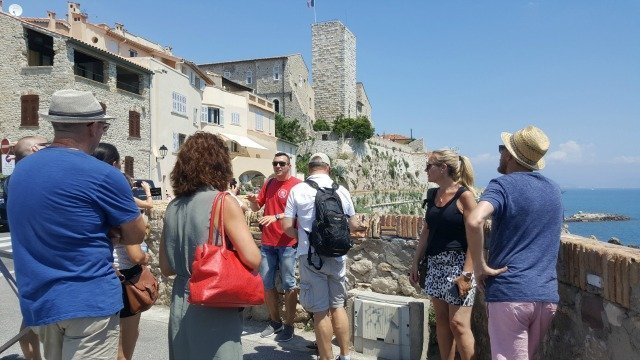 Antibes free walking tour | Lou Messugo
