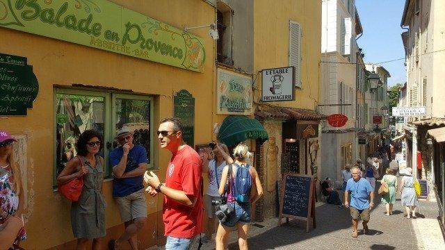Antibes free walking tour | Lou Messugo