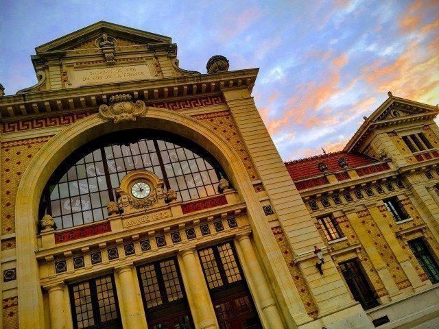 Nice Gare du Sud | Lou Messugo