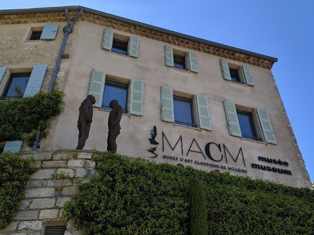 A Visit to Mougins Museum of Classical Art (MACM)