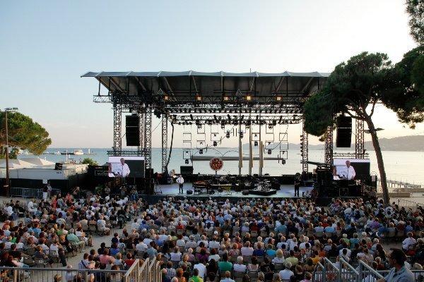 Jazz à Juan music festival Côte d'Azur