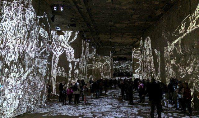Van Gogh immersive expo Provence