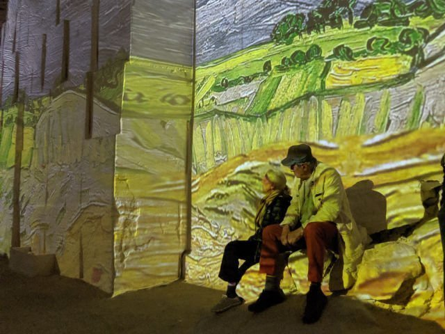 Van Gogh Immersive Exhibition in Provence