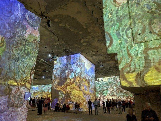 Van Gogh Carrières de Lumières