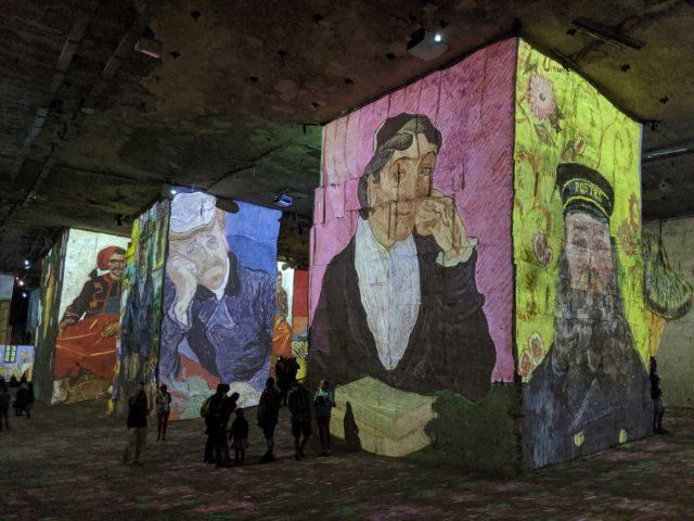 Van Gogh expo Provence