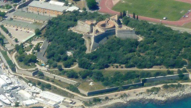 Fort Carré Antibes Journées du Patrimoine