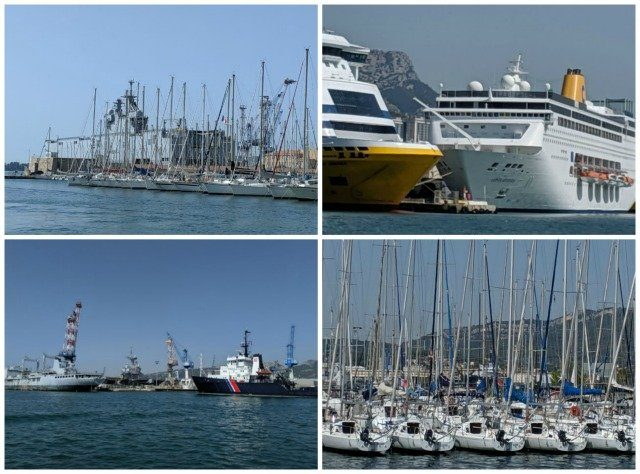 visit Toulon harbour | Lou Messugo