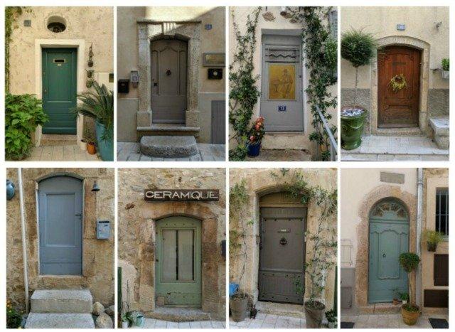 Valbonne doors