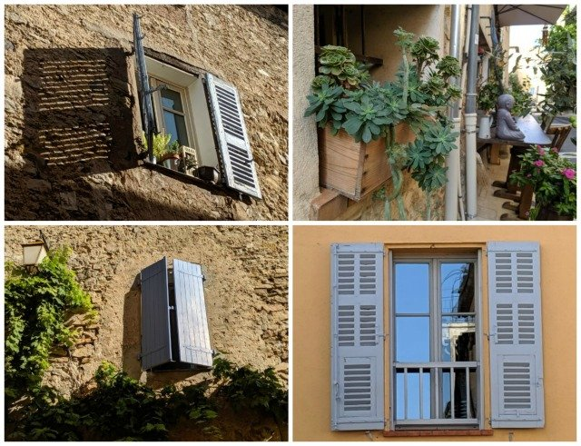 Valbonne window details