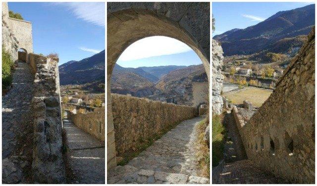Entrevaux citadel near Nice | Lou Messugo