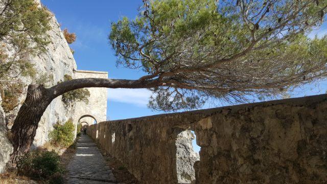Entrevaux citadel