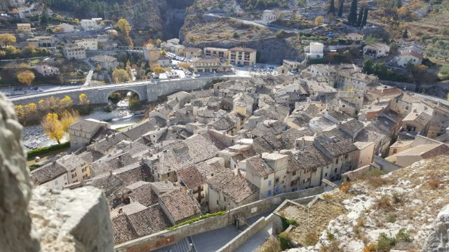 Entrevaux Citadel – A Day Out Near Nice