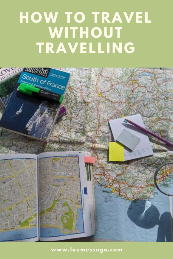 Travel without actually travelling