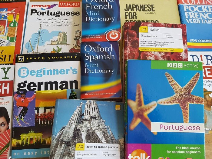 foreign language books