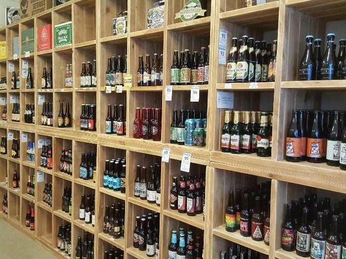 craft beer shop French Riviera | Lou Messugo