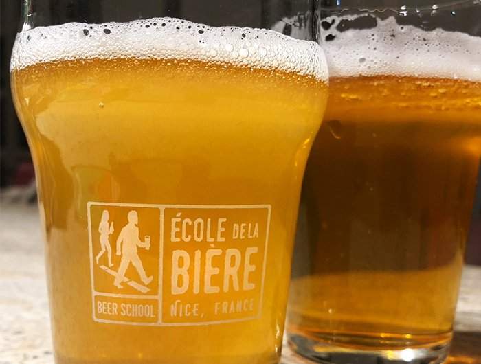 beer school French Riviera