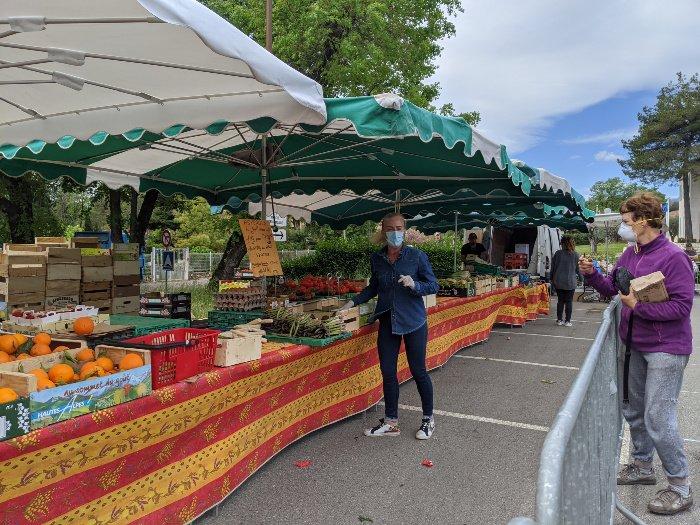 Roquefort market