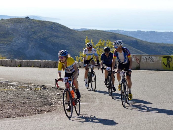 cycling club côte d'azur