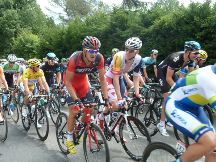 Tour de France peleton | Lou Messugo