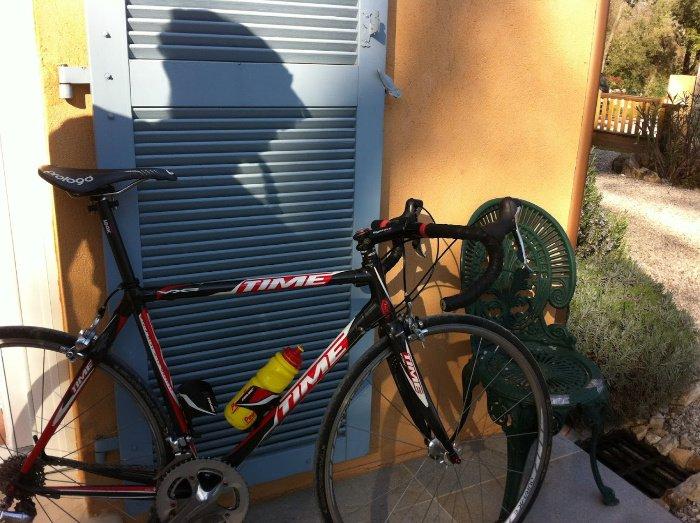 cycling Cote d'Azur | Lou Messugo