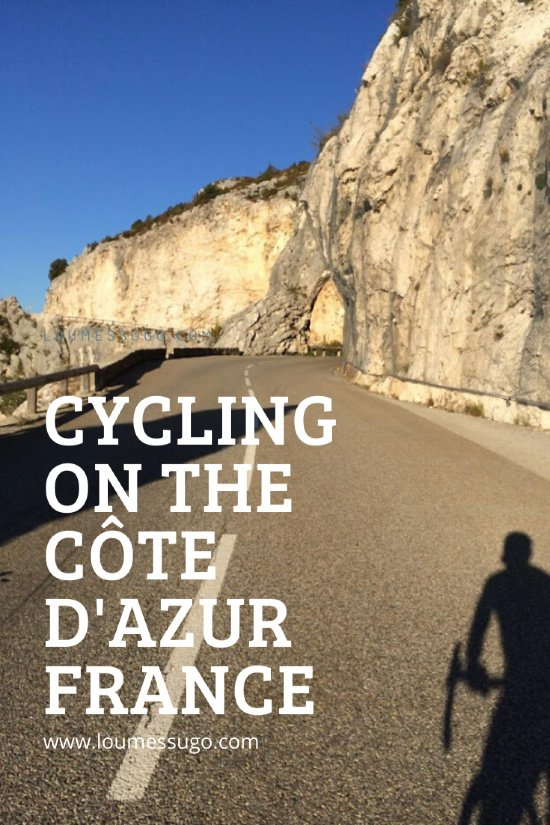 cycling on the Côte d'Azur | Lou Messugo