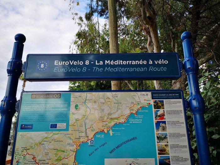 eurovelo route 8