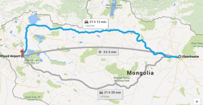 mongolian odyssey