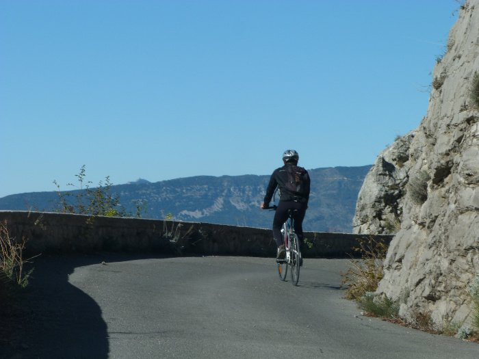 cycling côte d'azur | lou messugo