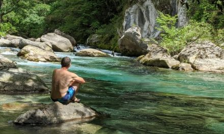Wild Swimming in Rivers on the Côte d'Azur