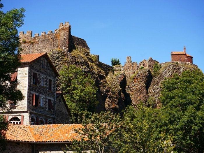 Arlempdes beautiful village