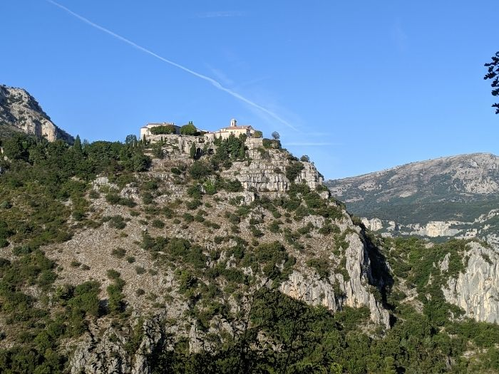 Gourdon in Alpes-Maritimes one of the most beautiful villages in France | Lou Messugo