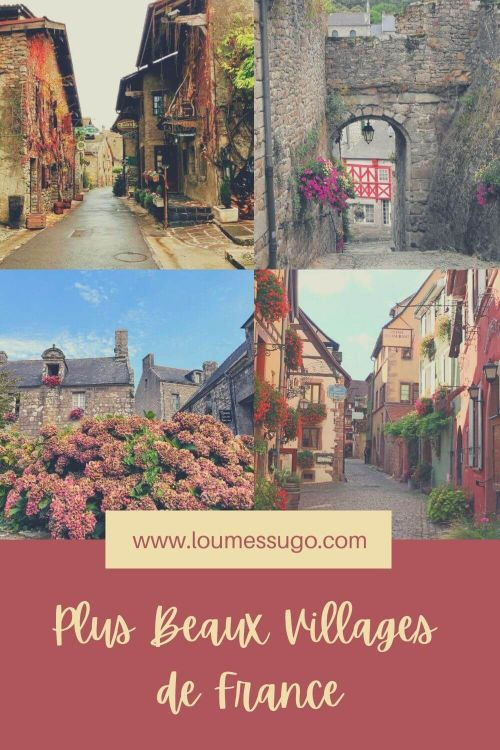 some of the most beautiful villages in France