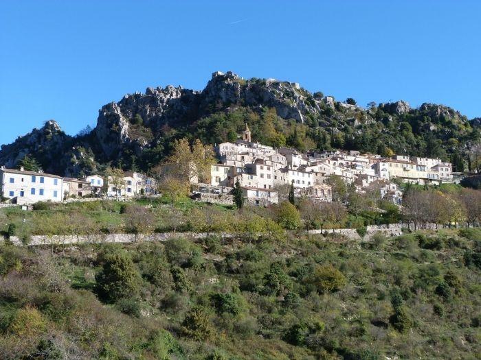 Sainte-Agnès one of les plus beaux villages de France | Lou Messugo