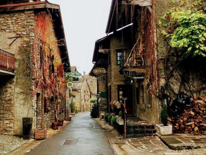 Yvoire plus beaux villages de France